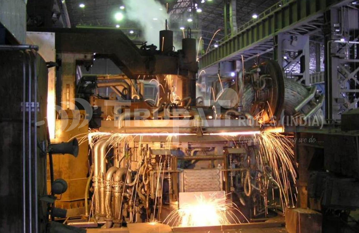 Rolling Mill Machinery & Accessories - Mill Stand, Fly Wheel
